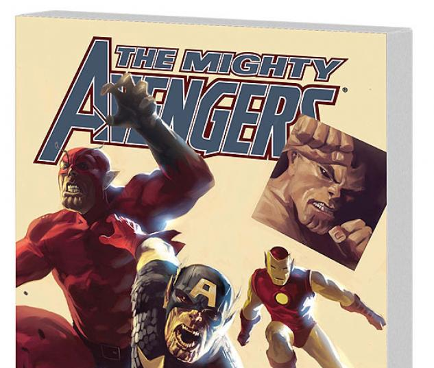 MIGHTY AVENGERS VOL. 3: SECRET INVASION BOOK 1 #1