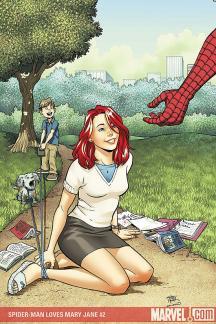Spider-Man Loves Mary Jane #2