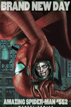 Amazing Spider-Man #552  (ADI GRANOV VARIANT)