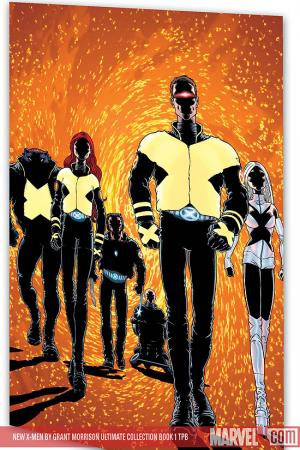 New X-Men by Grant Morrison Ultimate Collection Book 1 (Trade Paperback)