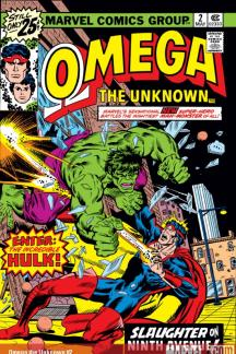 Omega: The Unknown (1976) #2