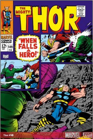 Thor (1966) #149