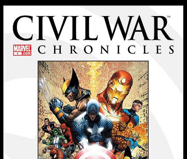 CIVIL WAR CHRONICLES #0