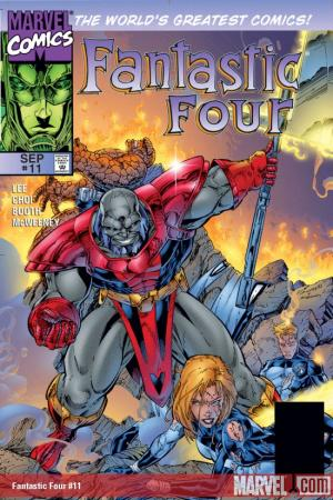 Fantastic Four (1996) #11