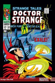 Marvel Masterworks: Doctor Strange Vol. (Hardcover)