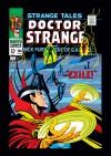 Strange Tales #168