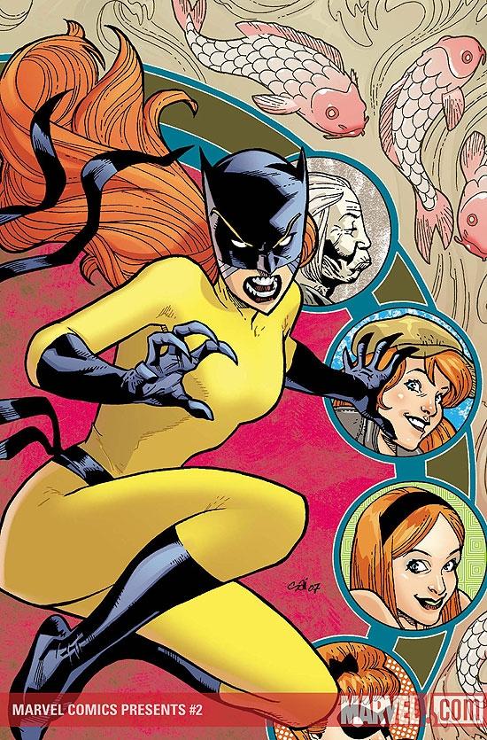 Marvel Comics Presents (2007) #2