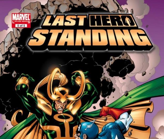 Last Hero Standing (2005) #5