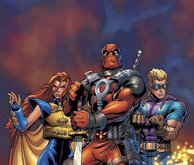 CABLE & DEADPOOL (1999) #16 COVER