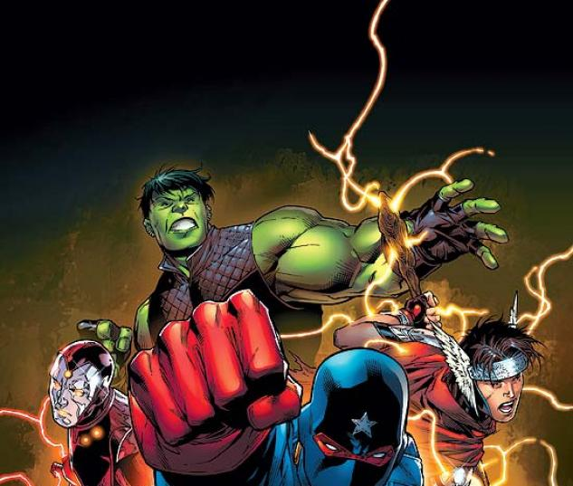 MARVEL MUST-HAVES (2007) COVER