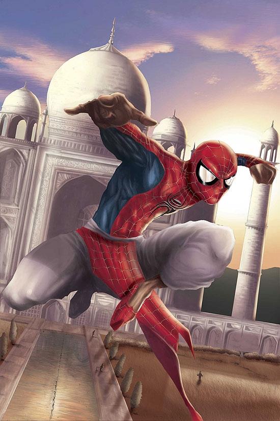 Spider-Man: India (2004) #2