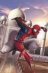 SPIDER-MAN: INDIA (2005) #2 COVER