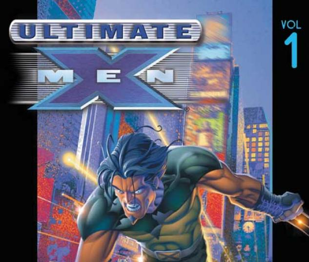 ULTIMATE X-MEN VOL. I: THE TOMORROW PEOPLE COVER