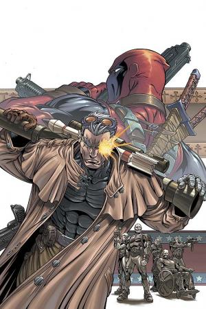 Cable & Deadpool Vol. 2: The Burnt Offering (2007)
