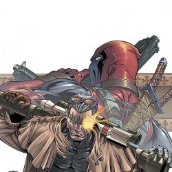 CABLE & DEADPOOL (2004) #7 COVER