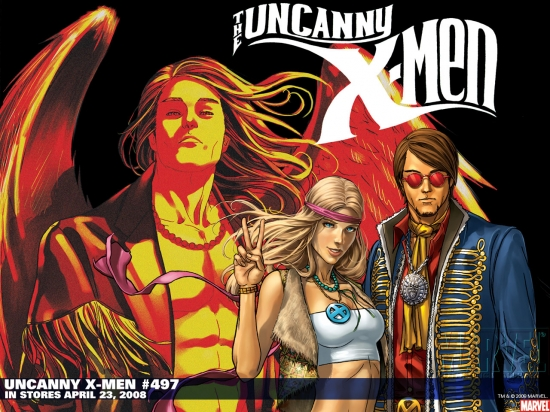 Uncanny X-Men (1963) #497 Wallpaper