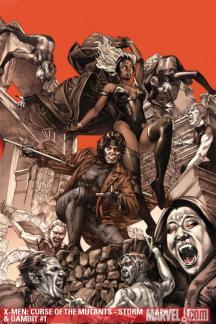 X-Men: Curse of the Mutants - Storm & Gambit #1