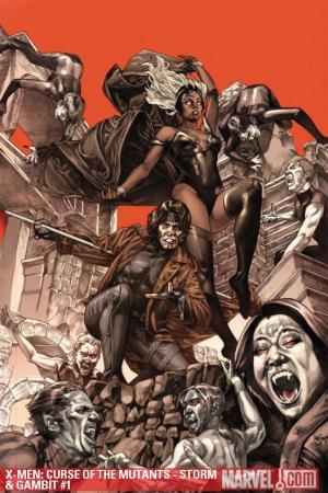 X-Men: Curse of the Mutants - Storm & Gambit (2010)