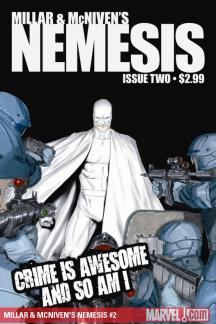 Millar & Mcniven's Nemesis #2