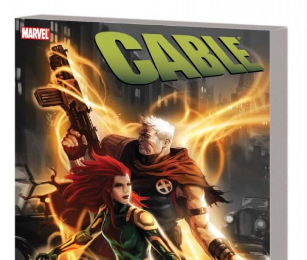 Cable Vol. 4: Homecoming (Trade Paperback)