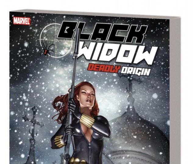 Black Widow: Deadly Origin (Trade Paperback)
