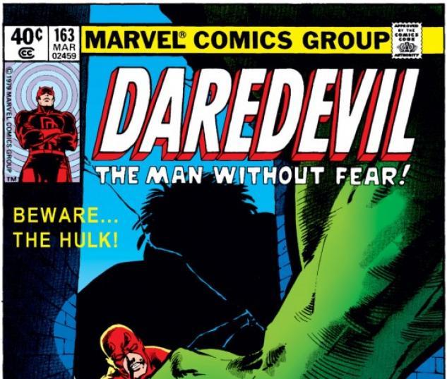 Daredevil #163