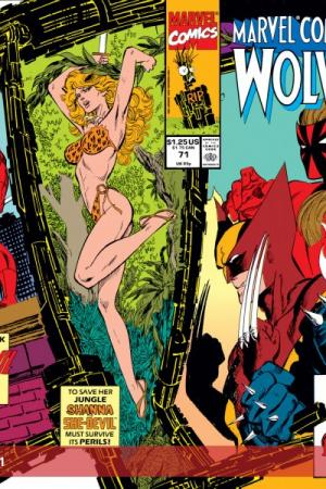 Marvel Comics Presents (1988) #71