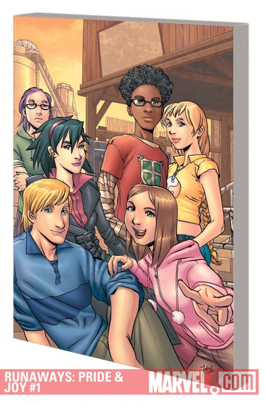 Runaways: Pride & Joy (Digest)