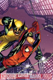 Astonishing Spider-Man & Wolverine: Another Fine Mess #1