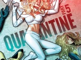 Uncanny X-Men #534 cover by Greg Land