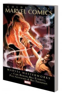 Marvel Masterworks: Golden Age Marvel Comics Vol. 1 (Trade Paperback)