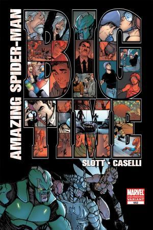 Amazing Spider-Man #652  (2nd Printing Variant)