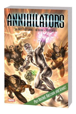 Annihilators (Trade Paperback)