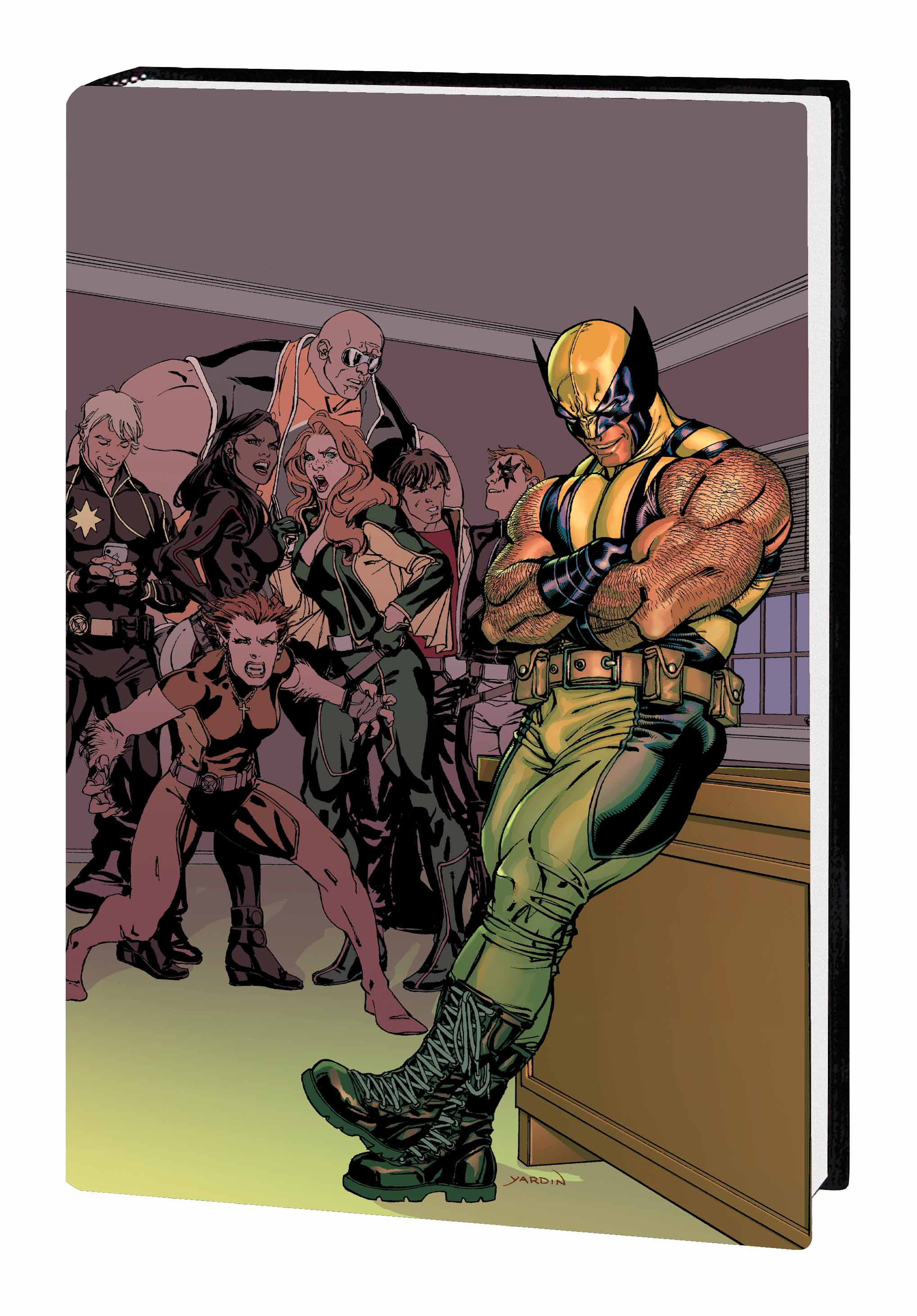 X-FACTOR: THEY KEEP KILLING MADROX PREMIERE HC (Hardcover)