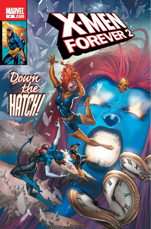 X-Men Forever 2 (2010) #4