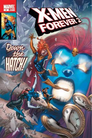 X-Men Forever 2 #4