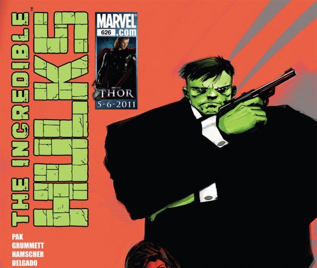 Incredible Hulks (2009) #626
