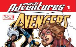 Marvel Adventures the Avengers (2006) #1