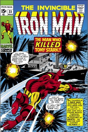 Iron Man #23
