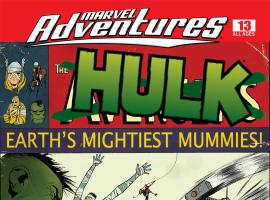 Marvel Adventures Hulk (2007) #13