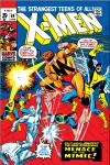 Uncanny X-Men #69 Cover