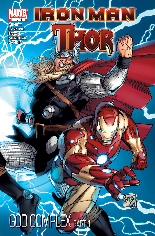 Iron Man/Thor (2010) #1