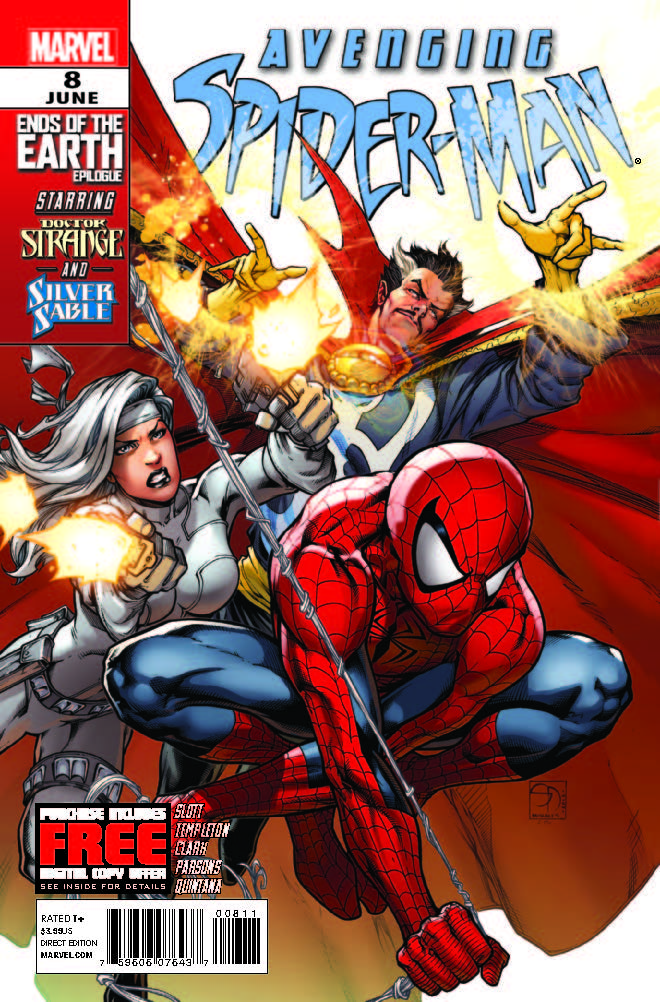 Avenging Spider-Man (2011) #8