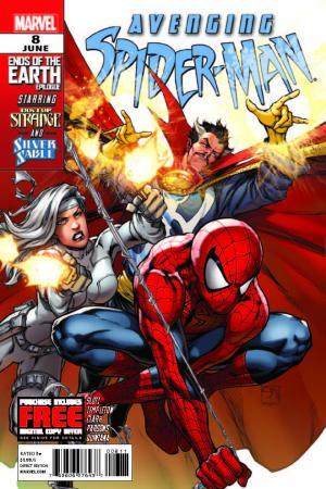 Avenging Spider-Man #8