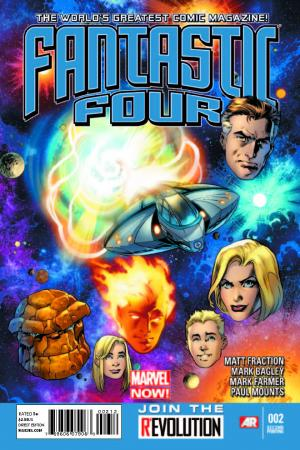 Fantastic Four #2  (2nd Printing Variant)