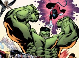 Get the Marvel Comics App Update for 2/20/13