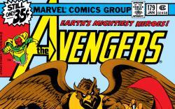 Avengers (1963) #179 Cover