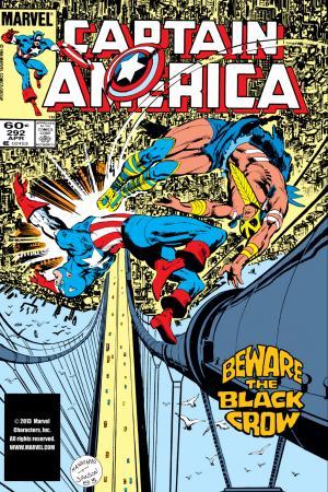 Captain America (1968) #292
