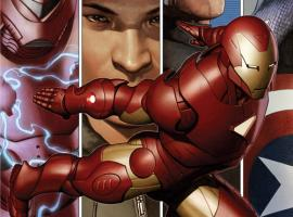 The History of Iron Man Pt. 44