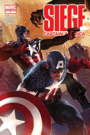 Siege: Captain America (2010) #1